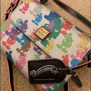 Mickey Mouse Dooney & Bourke Crossbody